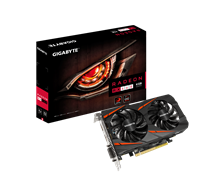 Gigabyte Radeon RX 460 Windforce 4GB Graphics Card