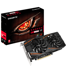 Gigabyte Radeon RX 480 Windforce 8GB Graphics Card
