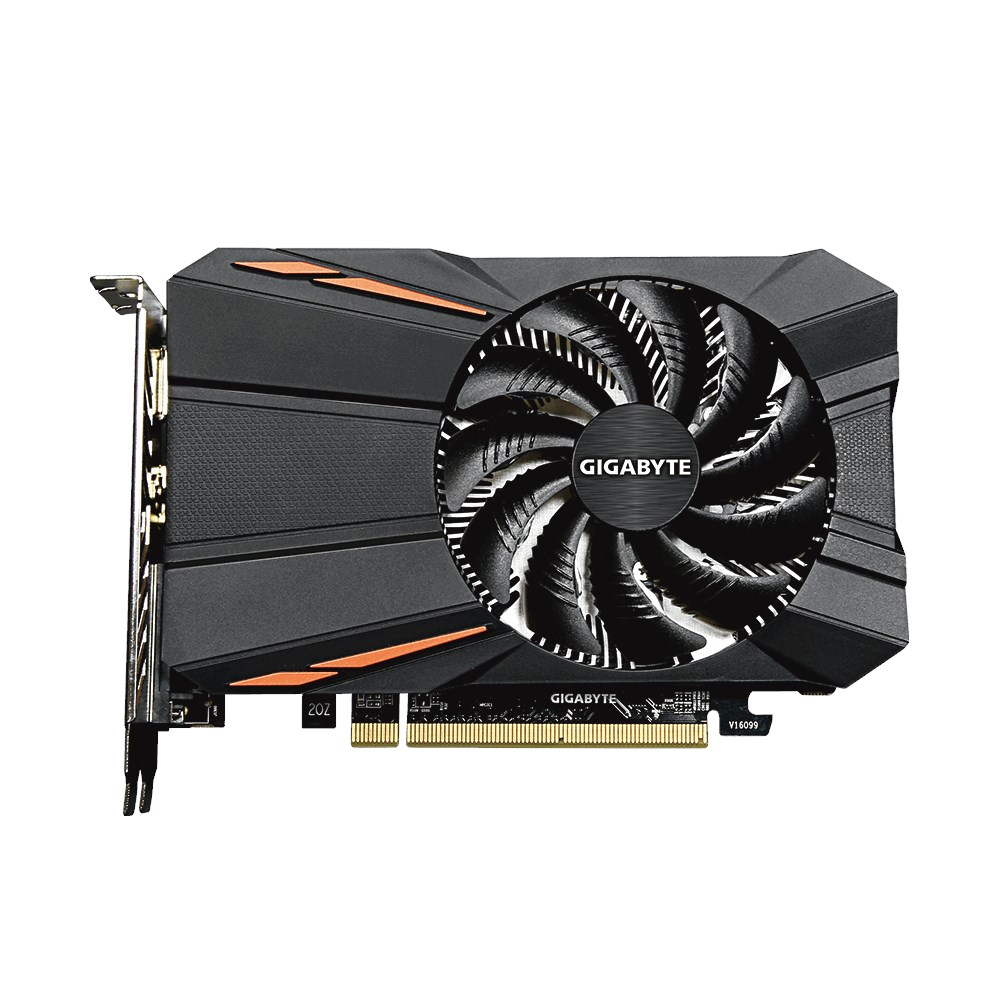 Gigabyte Radeon RX 550 2GB Graphics Card