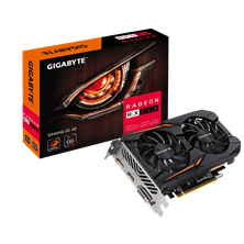 Gigabyte Radeon RX 560 GAMING 4GB Graphics Card