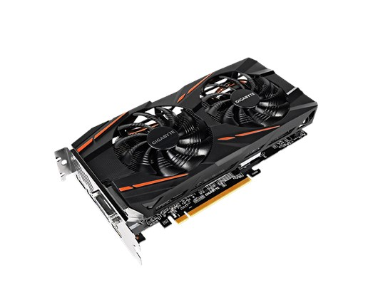 Gigabyte Radeon RX 570 Gaming 4GB Mining Graphics Card *Open Box*