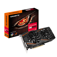 Gigabyte Radeon RX 580 8GB GAMING Graphics Card