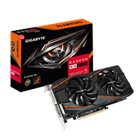Gigabyte Radeon RX 590 8GB GAMING Graphics Card