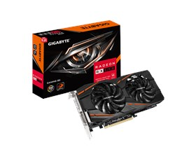 Gigabyte Radeon RX 590 GAMING 8GB Graphics Card