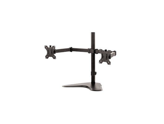 Fellowes Professional SeriesT Freestanding Dual Horizontal Monitor Arm