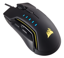 Corsair Glaive RGB Optical Gaming Mouse (Black)