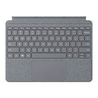 Microsoft Surface Go Signature Type Cover - Platinum UK Layout