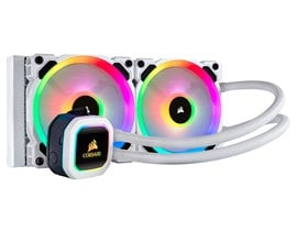 Corsair Hydro Series H100i RGB PLATINUM SE 240mm Liquid CPU Cooler