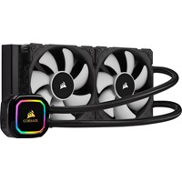 Corsair iCUE H100i RGB PRO XT 240mm All-in-One Liquid CPU Cooler