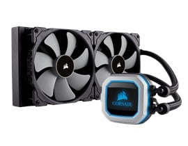 Corsair Hydro Series H115i PRO (280mm) Liquid CPU Cooler