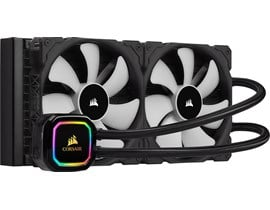 Corsair iCUE H115i RGB PRO XT 280mm All-in-One Liquid CPU Cooler