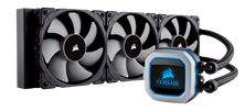Corsair Hyrdo Series H150i PRO (360mm) Liquid CPU Cooler