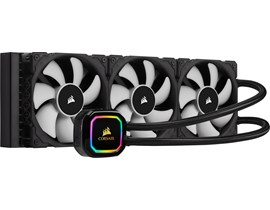 Corsair iCUE H150i RGB PRO XT 360mm All-in-One Liquid CPU Cooler