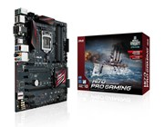 ASUS H170 PRO GAMING Intel Socket 1151 Motherboard