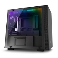 NZXT H200i ITX Gaming Case - Black USB 3.0