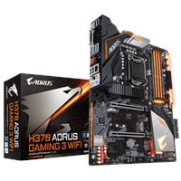 Gigabyte H370 AORUS GAMING 3 WIFI ATX Motherboard for Intel LGA1151