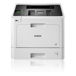Brother HL-L8260CDW (A4) Wireless Colour Laser Printer LCD