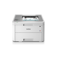 Brother HL-L3210CW (A4)  Colour LED Wireless Printer 256MB 1 Line LCD 18ppm