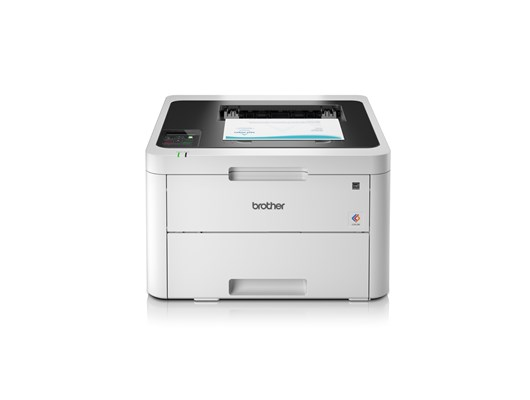 Brother HL-L3230CDW (A4) Colour LED Wireless Printer 256MB 1 Line LCD 18ppm *Open Box*