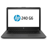 HP 240 G6 14 Laptop - Core i5 2.5GHz, 8GB RAM, 1TB HDD, Windows 10