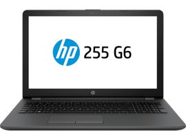 "HP 255 G6 15.6"" 8GB 256GB AMD A9 Laptop"