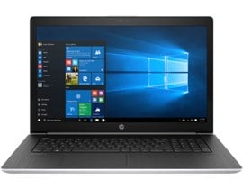 "HP ProBook 470 G5 17.3"" 8GB 1TB Core i7 Laptop"
