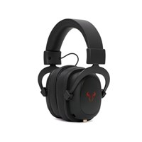 Riotoro HR-60 Aviator Classic Gaming Headphones in Black