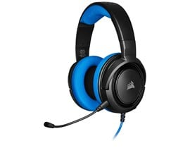 Corsair HS35 Stereo Gaming Headset (Blue) - EU