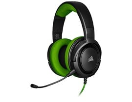 Corsair HS35 Stereo Gaming Headset (Green) - EU