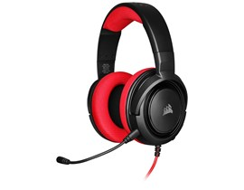 Corsair HS35 Stereo Gaming Headset (Red) - EU