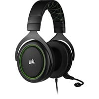 Corsair HS50 Pro Stereo Gaming Headset (Green)