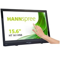 Hannspree HT161HNB 15.6 inch LED - 1366 x 768, 12ms, Speakers, HDMI