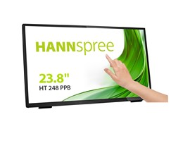 "Hannspree HT248PPB 23.8"" Full HD LED"