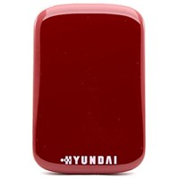 Hyundai H2 1TB Mobile External Hard External in Red - USB3.0