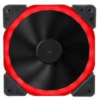 Generic Halo Dual Ring 120mm Fan with 22 Red LEDs