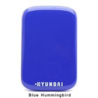 Hyundai H2 1TB Mobile External Hard Drive in Blue - USB3.0