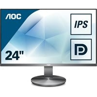 AOC I2490VXQ/BT 23.8 inch LED IPS Monitor - Full HD, 4ms, Speakers