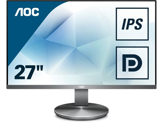 "AOC I2790VQ 27"" Full HD LED IPS Monitor"