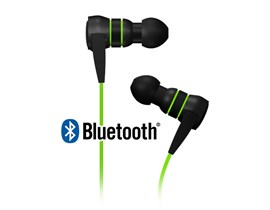 ICY BOX BigCityVibes Bluetooth Stereo Earphones Green