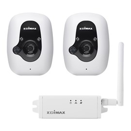 Edimax IC-3210WK Smart Indoor Security Camera Kit