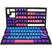Ducky Joker PBT Double Shot UK Keycap Set