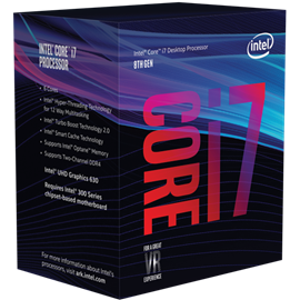 Intel Core i7 8700 3.2GHz Hexa Core CPU