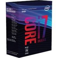 Intel Core i7 8700K 3.7GHz Hexa Core LGA1151 CPU