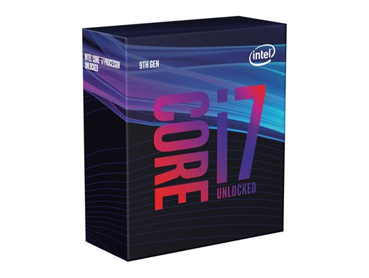 Intel Core i7 9700K 3.6GHz 8 Core CPU