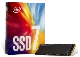 Intel SSD 760p Series 256GB M.2-2280 NVMe PCIe