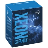 Intel Xeon E3 1230 v6 3.5GHz Quad Core LGA1151 CPU