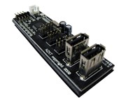 NZXT IU01 Internal USB Expansion Board