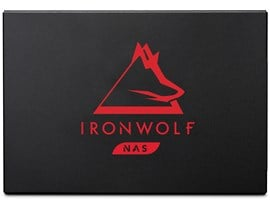 Seagate IronWolf 125 500GB 2.5 inch SATA III Internal Solid State Drive for NAS *Open Box*