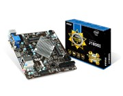 MSI J1800I Intel Integrated CPU Motherboard