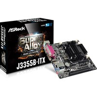 ASRock J3355B-ITX ITX Motherboard for Intel Integrated CPUs